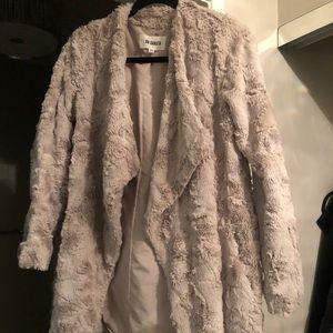 BB Dakota women's faux fur jacket